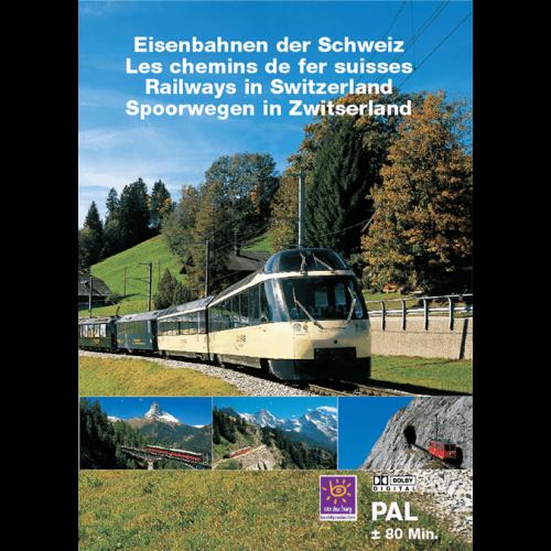 Spoorwegen in Zwitserland