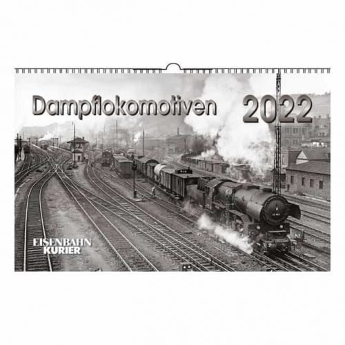 Dampflokomotiven 2022