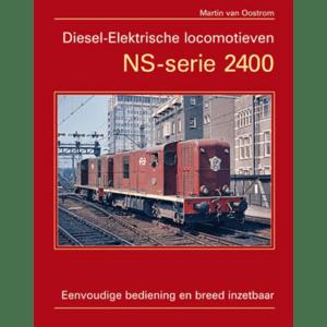 Diesel-Elektrische locomotieven NS-serie 2400