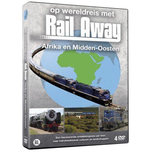 Op Wereldreis met Rail Away 1