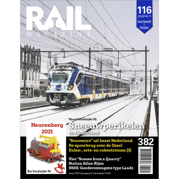 Rail Magazine 382