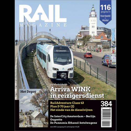 Rail Magazine 384
