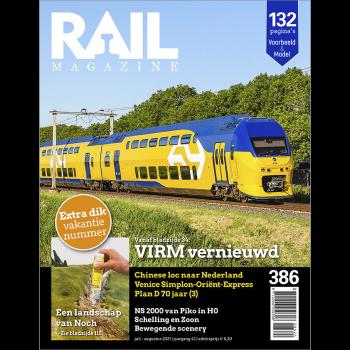 Rail Magazine 386