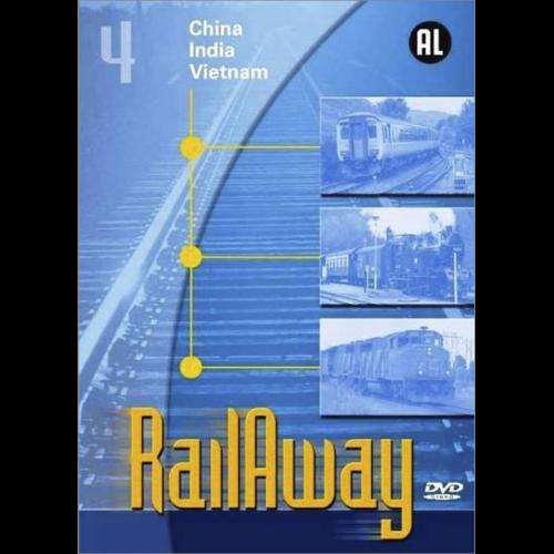 Rail Away 4 - China