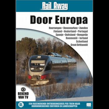 Rail Away Box met 12 afleveringen