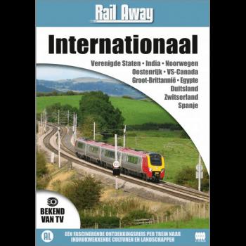 Rail Away Internationaal (4 DVD)