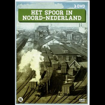 Het spoor in Noord-Nederland