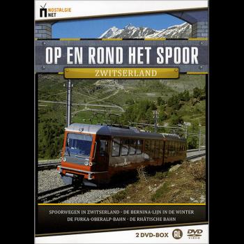 Op en rond het spoor - Zwitserland