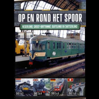 Op en rond het spoor - Verzamelbox
