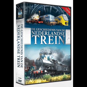 De Geschiedenis van de Nederlandse Trein (3 DVD)