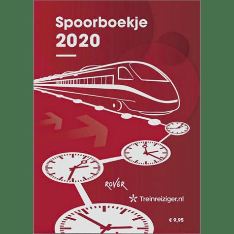 Spoorboekje 2020