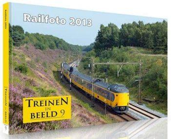 Railfoto 2013 (Treinen in beeld 9)