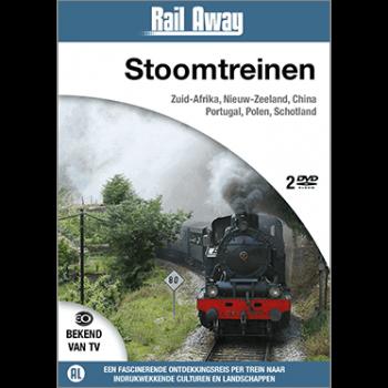 Rail Away – Stoomtreinen
